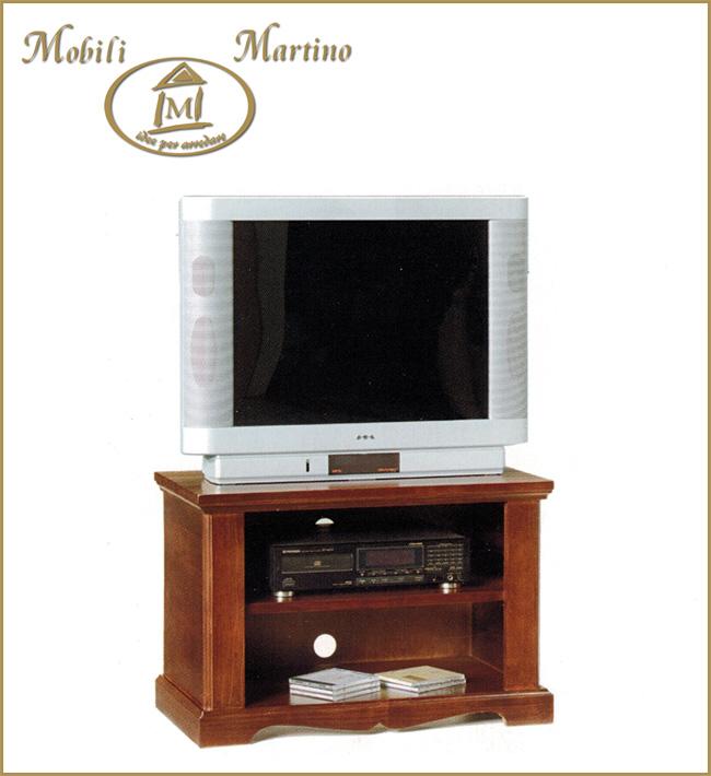 Porta tv arte povera mobile televisore classico soggiorno - Porta televisore classico ...